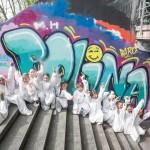 Anniversaire Graffiti